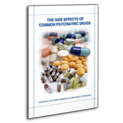 Side Effects of Common Psychiatric Drugs Booklet