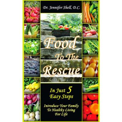 Food to the Rescue Book