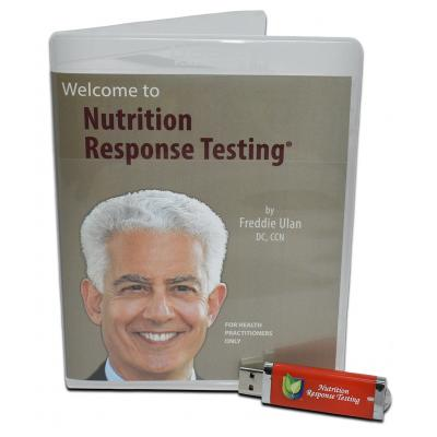 Welcome to Nutrition Response Testing® USB Flash Drive